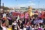 8 Mart mitingi | Krize, şiddete, savaşa karşı: Gücümüz birliğimiz