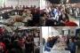 Ülkenin dört bir yanında kadınlardan 8 Mart etkinlikleri