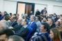 Denizli'de belediye başkan adayları forumda bir araya geldi