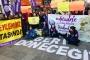KESK'li kadınlardan İzmir'de eylem: 8 Mart ücretli izin sayılsın