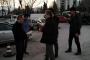Bağımsız Aday Mehmet Kırgız 8 Mart'ı işçi duraklarında karşıladı