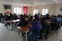 Avcılar Bağımsız Adayı Özbey Dursun belediye işçileriyle görüştü