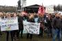 Hollandalı eğitim emekçileri 'eğitime yatırım' için greve çıktı