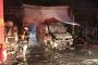 Kocaeli'de sanayi sitesinde yangın: 1 işçi öldü, 2 işçi yaralandı