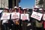 Güçbirliği Tekstil işçilerinin alacak eylemi devam ediyor
