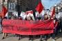 Hollanda'da yürüyüş: Mültecilere kapı açık, kapitalizme değil