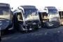 65 milyon avroya alınan otobüsler garajda çürüyor