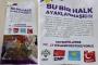 Antalya'da seçim provokasyonu: Sahte bildiri bastırıp dağıttılar