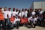 Makro Market işçileri gasbedilen hakları için Ankara'ya gitti
