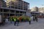 İzmir Bayraklı Şehir Hastanesi işçileri yine iş bıraktı