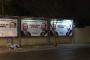 """Kadıköy'de panolara Binali Yıldırım'ın """"kazandık"""" afişi asıldı"""