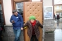 Fındıklı'nın Yeni Belediye Başkanı Çervatoğlu kapıyı söktürdü