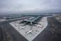 İstanbul Havalimanı'na iniş yapan THY uçağı, taksi yolundan çıktı