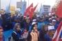 Kale Kayış işçileri: Ya ölmeye razı olacağız ya da hakkımızı alacağız
