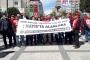 """""""Sermayenin saldırılarına karşı iş, ekmek, özgürlük için 1 Mayıs'a"""""""