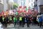 Dünyada grev dalgası: 6 ülkede işçiler greve çıktı