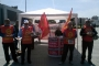 EMEP Gebze'de 1 Mayıs standı açtı