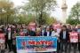 Antep'te 1 Mayıs çağrısı: İşimizi, ekmeğimizi, hakkımızı savunmak için