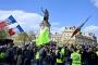 Macron'un açıklamaları tatmin etmedi; sarı yelekliler yine sokaklarda