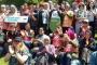 Köy halkının tepki gösterdiği taş ocağı projesi iptal edildi