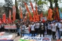 Antep'te 1 Mayıs: Ekonomik krizin yükünü ödemeyi reddediyoruz