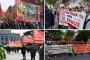 Dünyada 1 Mayıs: İşçiler daha iyi çalışma koşulları için sokağa çıktı
