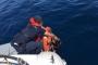 Ayvalık'ta mültecileri taşıyan tekne battı: 3'ü çocuk 9 mülteci öldü