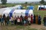 Bursa'da mevsimlik tarım işçilerinin çadırda süren zorlu yaşamı