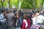 Ankara'da 3600 ek gösterge için eylem yapan emekçilere polis saldırdı