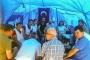 Çineli maden işçilerinden Sibaş işçilerine destek