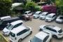 İZSU'da kiralık şoförler kontak kapatınca geciken maaşlarını aldı