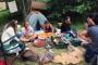ODTÜ'de yapılmak istenen KYK yurduna karşı çadırlı protesto
