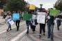 Edirne'de üniversitelilerden iklim değişikliği için boykot