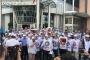 İzmit Belediyesinde işten çıkarma protesto edildi