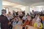 Fatsa'da altın madencilerin toplantısında vatandaşlar tepki gösterdi