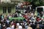 Zonguldak'ta kaçak kömür ocağındaki göçük sonucu ölen işçi toprağa verildi