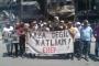 EMEP, Akpınar Tekstil önünde açıklama yaptı: İşçiler ölmüyor, öldürülüyor!