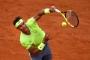 Fransa Açık Tek Erkekler finalinde Thiem'i yenen Rafael Nadal şampiyon oldu