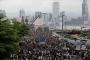 """Hong Kong'da """"Şüphelilerin Çin'e iadesi"""" yasasına karşı protesto sürüyor"""