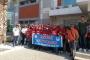 Aliağa Belediyesinden atılan işçilerden çağrı: Hak gasplarına karşı birleşelim