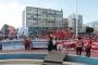 İzmir Aliağa'da 15-16 Haziran direnişinin yıl dönümü için kitlesel miting