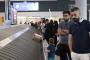 İstanbul Havalimanında seçim öncesi yolcu yoğunluğu
