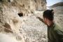 Hasankeyf'teki tarihi mağara betona gömüldü