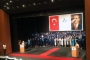 DEÜ GSF öğrencilerinin mezuniyet töreninde protesto