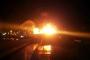 Aliağa Petkim Limanı'nda gemi yangını: 1 ölü, 16 yaralı