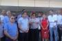 Aliağa Belediye Meclisi toplantısında CHP grubundan protesto