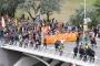 Almanya'da mültecilere destek yürüyüşü düzenlendi: Sınırları açın