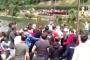 Trabzon'da Kürdistan atkısıyla fotoğraf çekilen turistler saldırıya uğradı