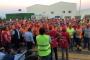 Toplu iş sözleşmesinin uygulanmadığı Maltepe Belediyesinde işçiler iş bıraktı