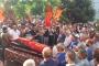 Yaşamını yitiren Eski EMEP İzmir İl Başkanı Cabbar Demirci toprağa verildi